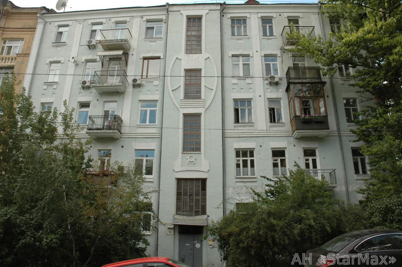 Продам квартиру Киев, Тарасовская ул. 5