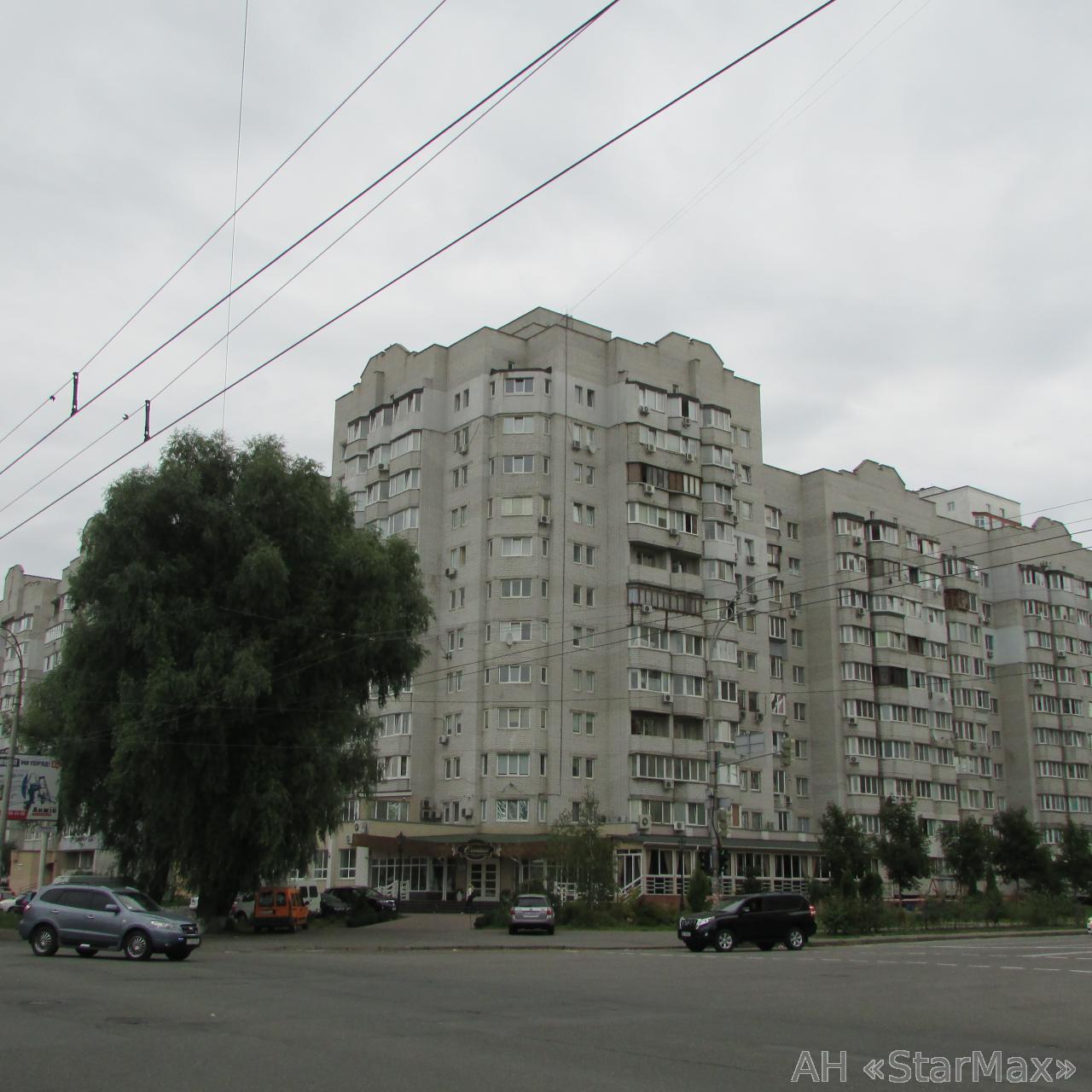 Фото 2 - Продам квартиру Киев, Вильямса Академика ул.