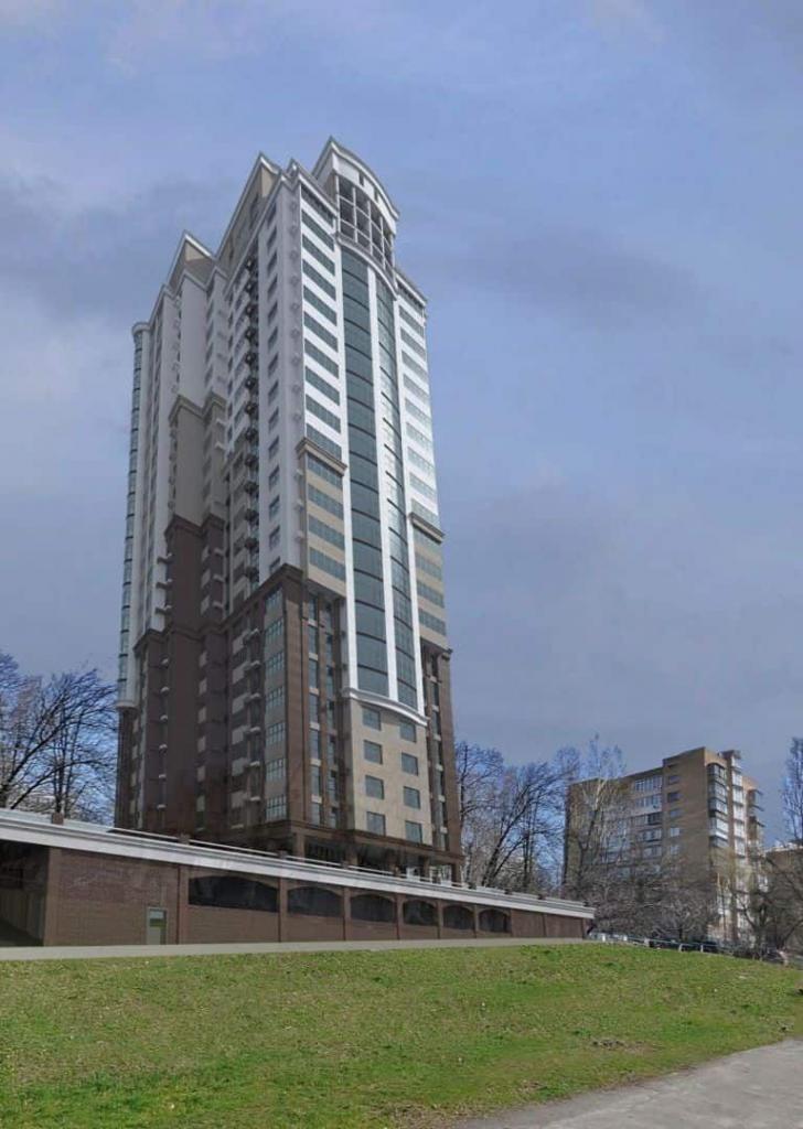Продам квартиру несданный новострой Киев, Лумумбы Патриса ул.