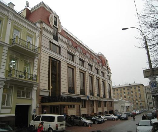 Продам офисное здание Киев, Боричев Ток ул.