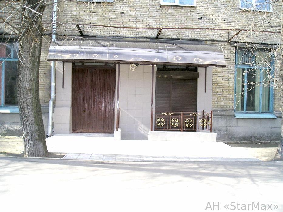 Сдам торговое помещение Киев, Труда бул.