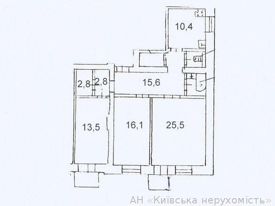 Продам квартиру Киев, Ярославов Вал ул. 3