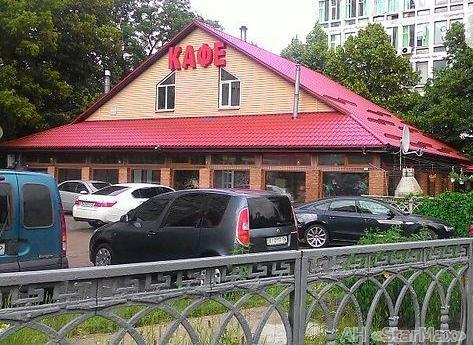 Сдам кафе Киев, Соломенская ул.