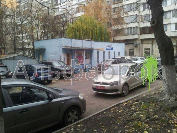 Продам торговое помещение Киев, Василевской Ванды ул.