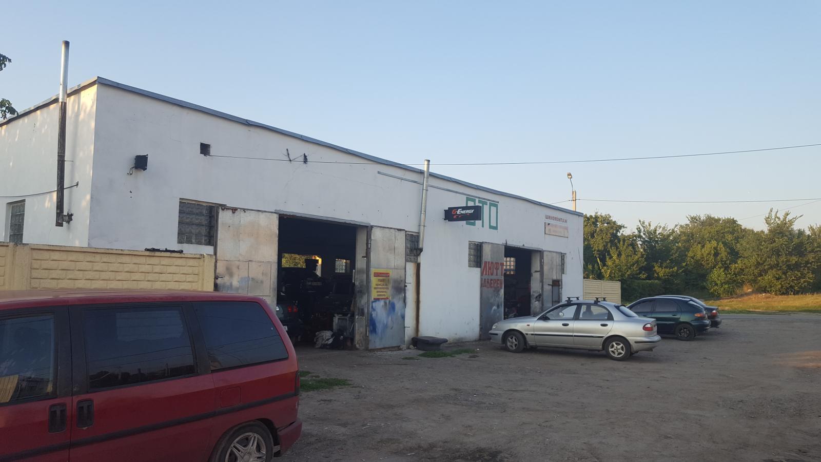 Продам автосервис Харьков, Машиностроительная ул.
