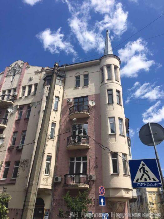 Продам квартиру Киев, Рейтарская ул. 2