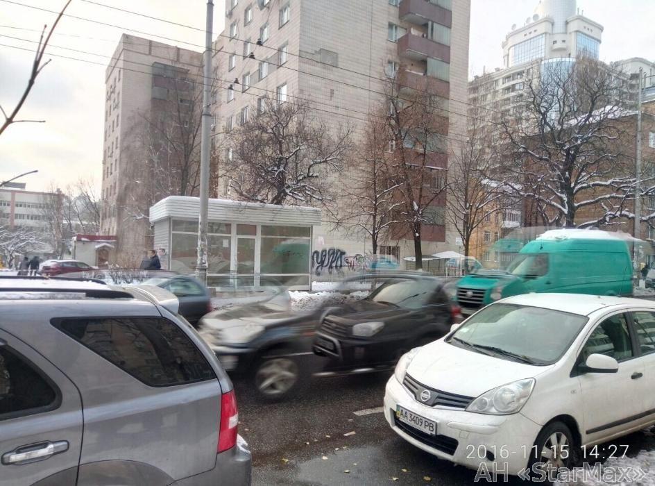 Сдам павильон Киев, Жилянская ул. 2