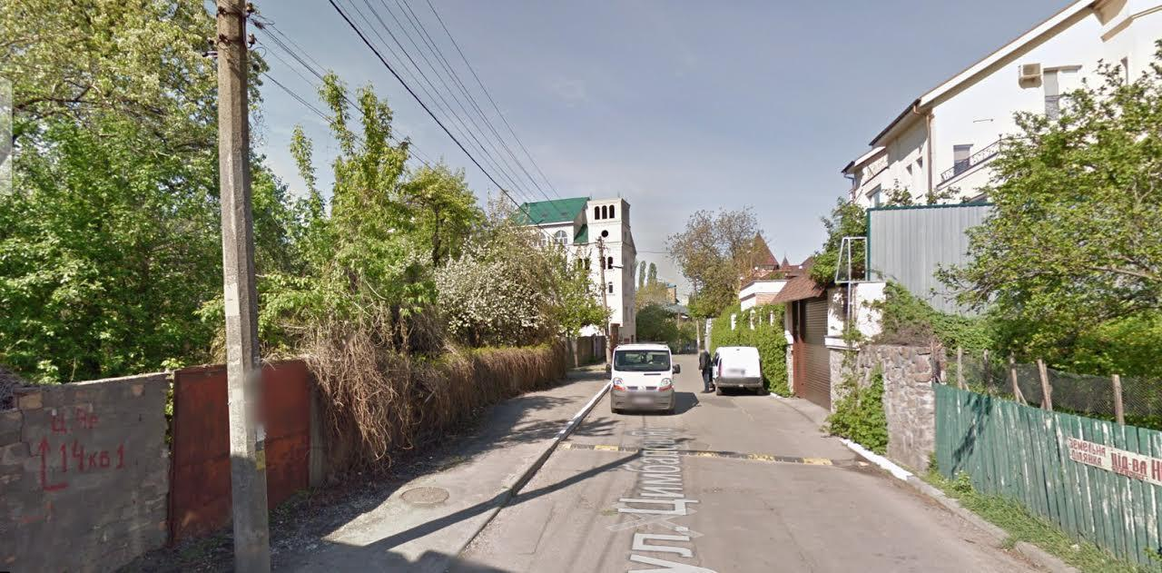 Продам участок под застройку жилой недвижимости Киев, Цимбалов Яр ул.