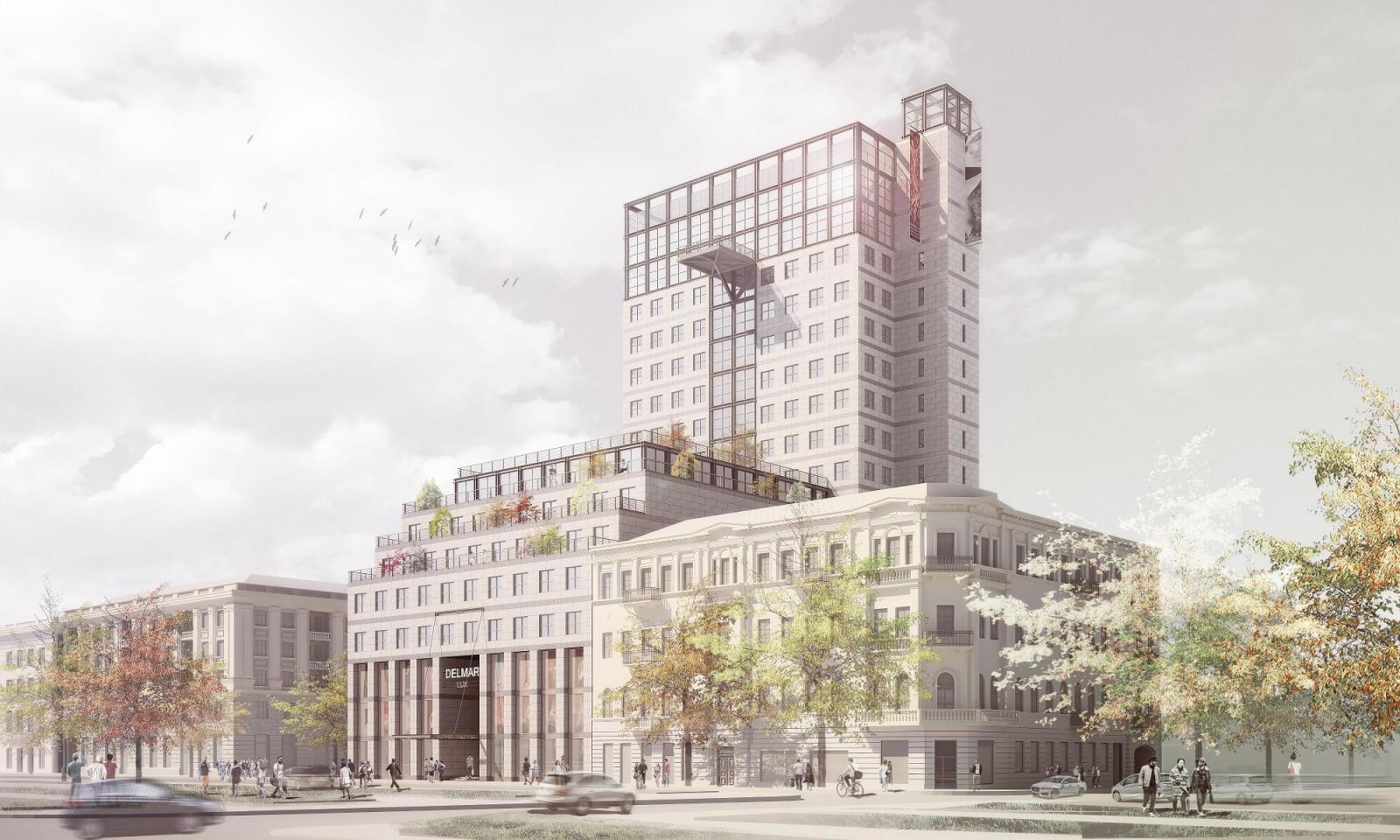 Продам офис в офисном центре Днепропетровск, Дмитрия Яворницкого пр.