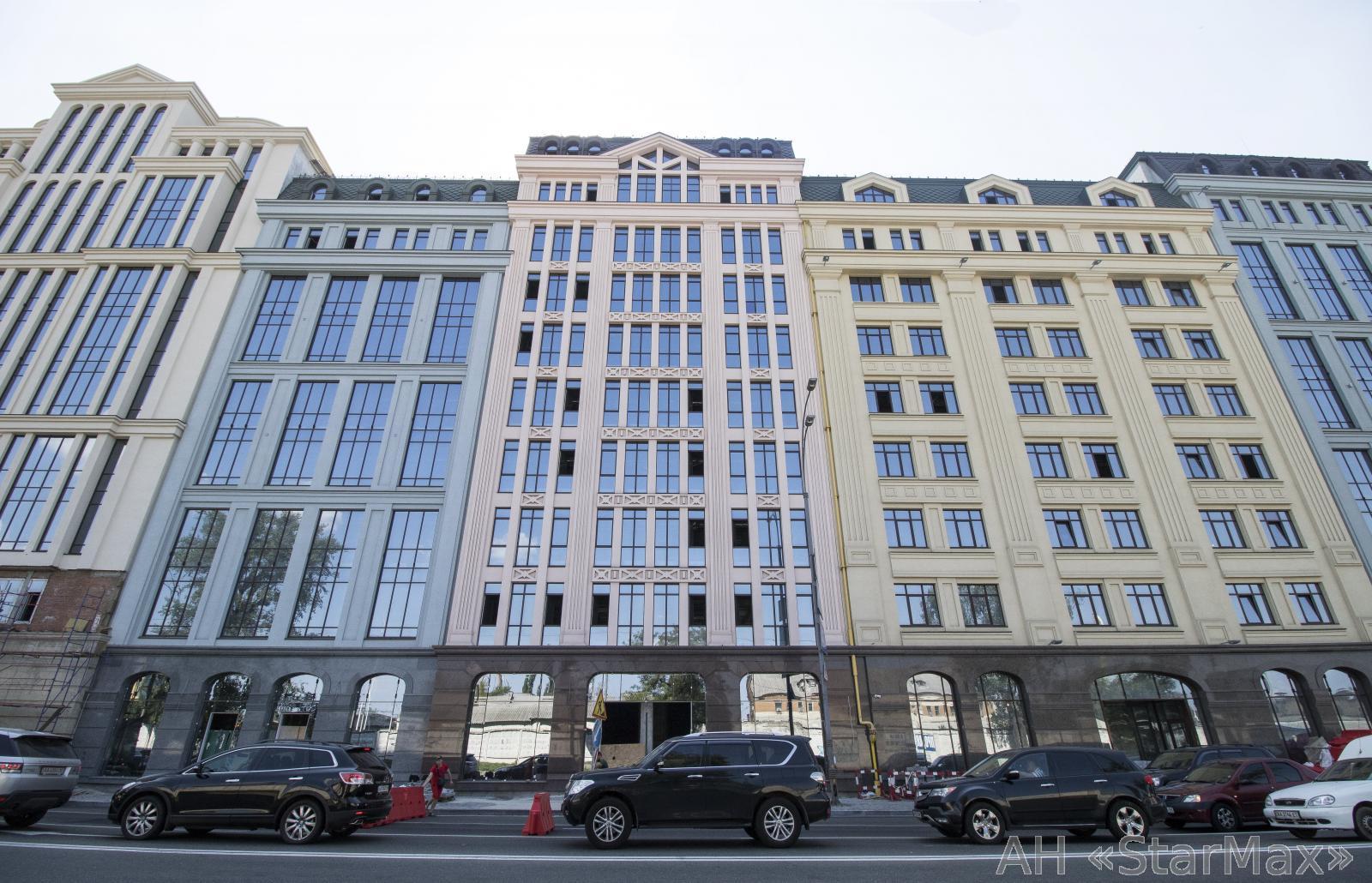 Сдам офис в офисном центре Киев, Ярославская ул.