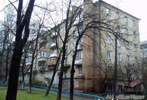 Продам квартиру Киев, Жуковского Василия пер.