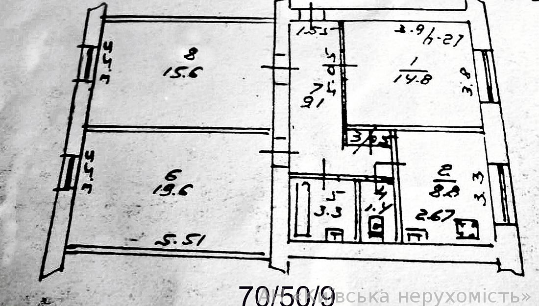 Продам квартиру Киев, Юрия Пасхалина ул. 3