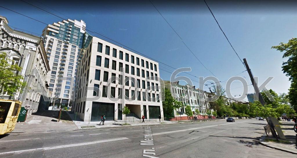 Продам офисное здание Киев, Мельникова ул.