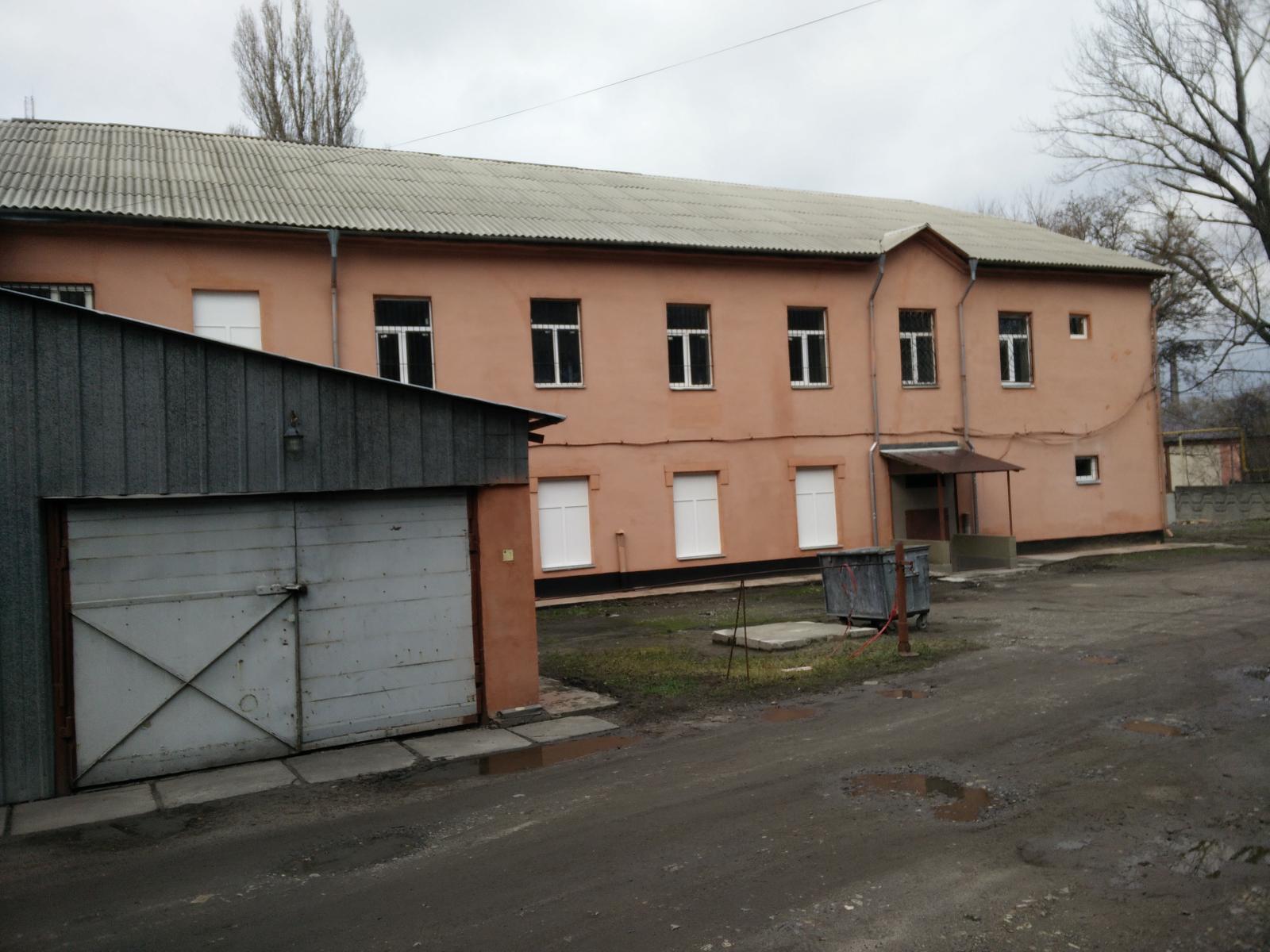 Продам производственное помещение Днепропетровск, Коксовая ул.