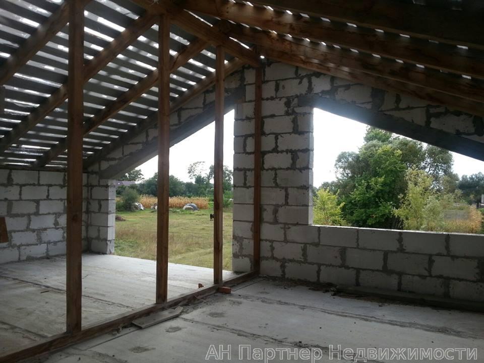 Продам дом недострой Борисполь 4