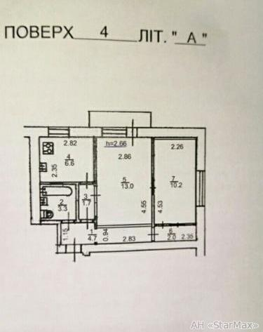 Продам квартиру Киев, Салютная ул. 2