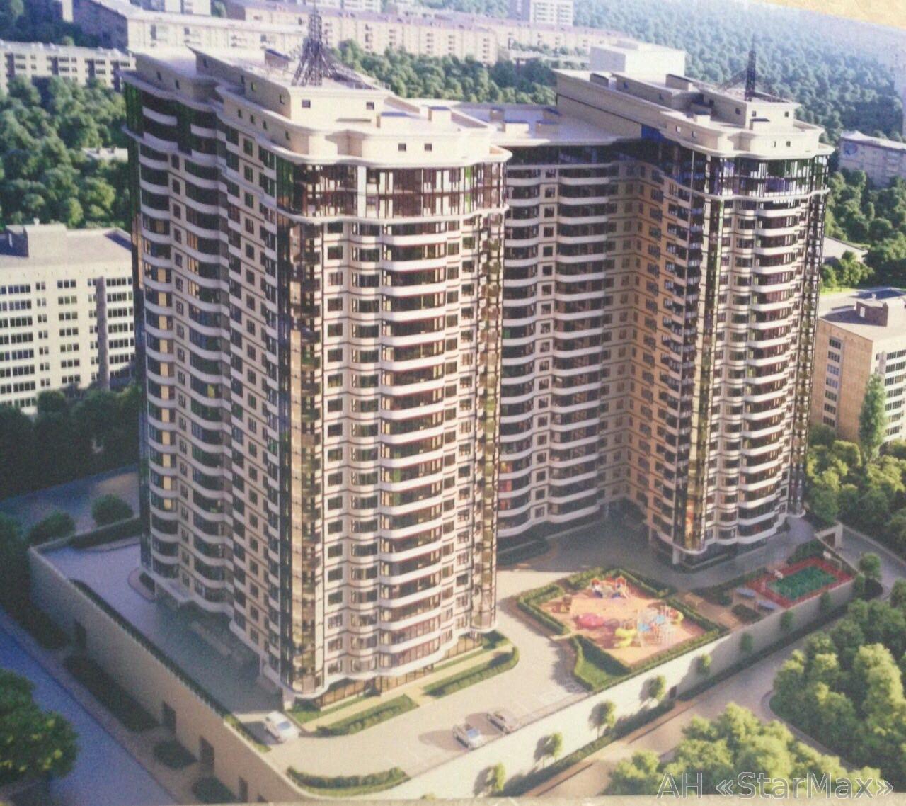 Фото 4 - Продам квартиру Киев, Драгомирова Михаила ул.