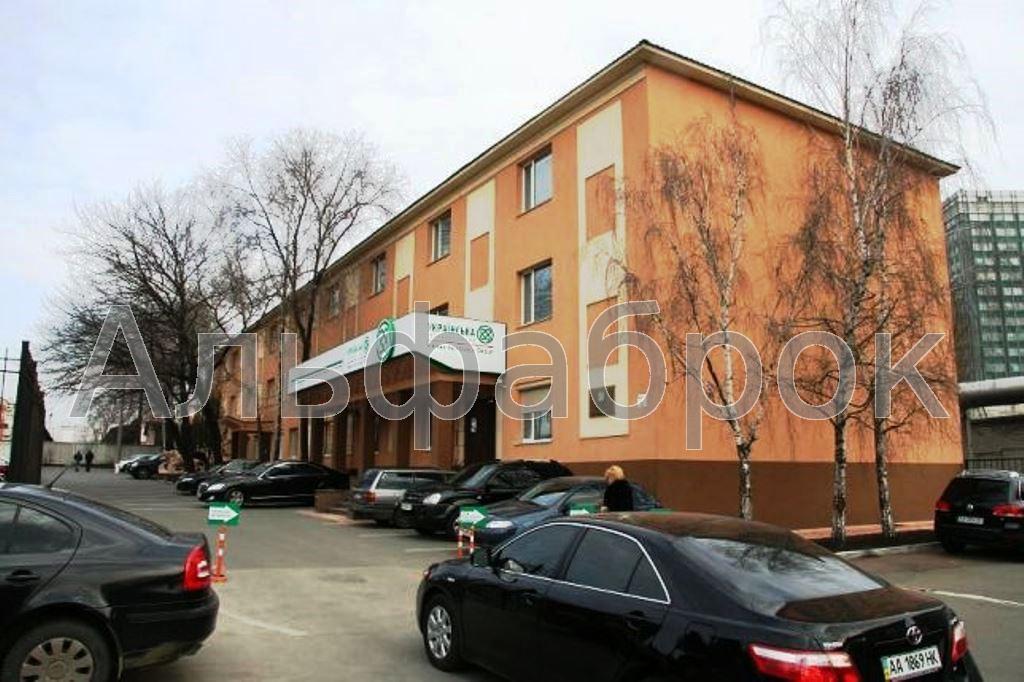 Продам офисное здание Киев, Федорова Ивана ул. 2