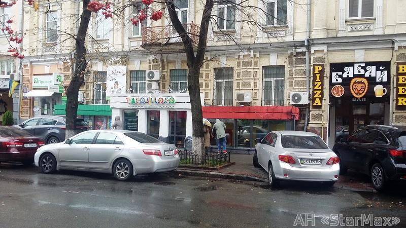 Продам ресторан Киев, Пушкинская ул.