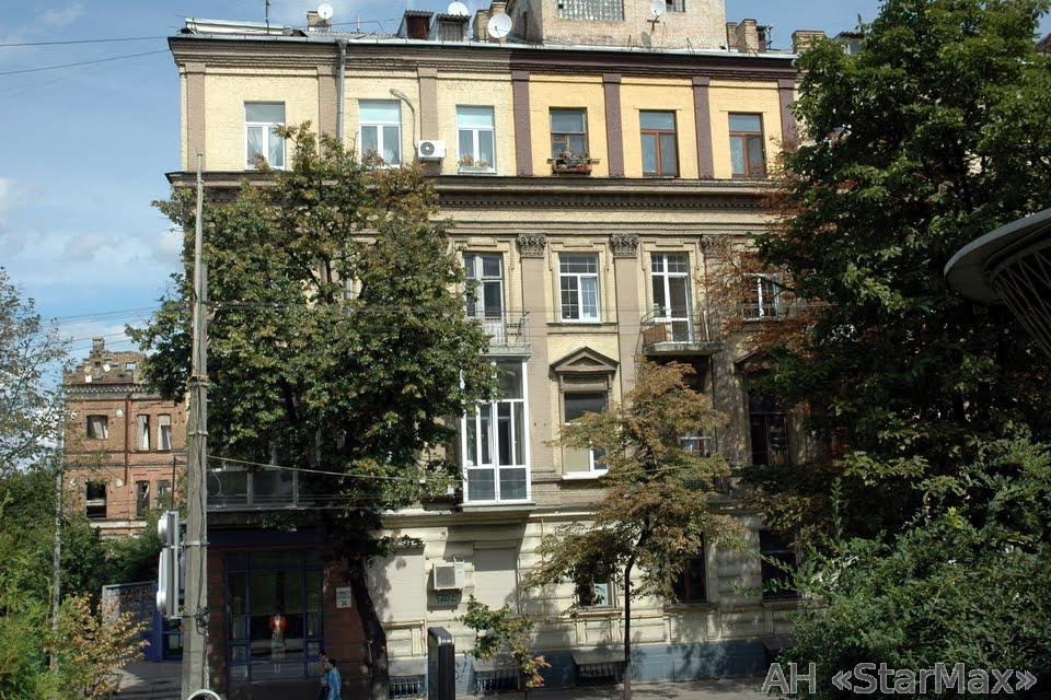 Продам офисное помещение Киев, Большая Житомирская ул. 2