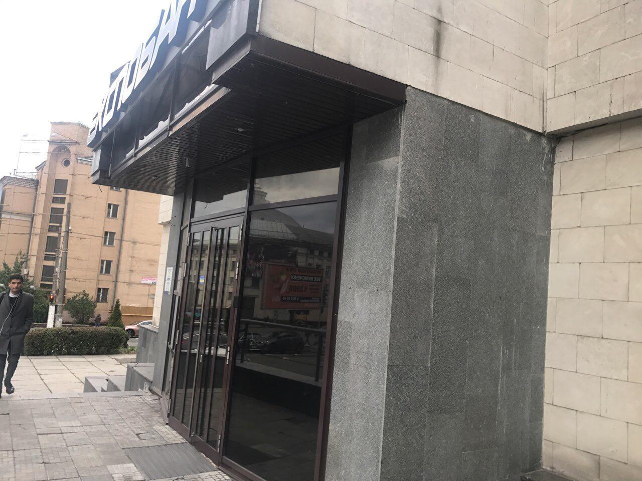 Продам офис в офисном центре Киев, Дмитриевская ул. 3