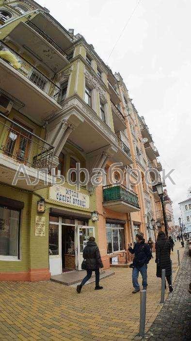 Продам квартиру Киев, Андреевский спуск 4