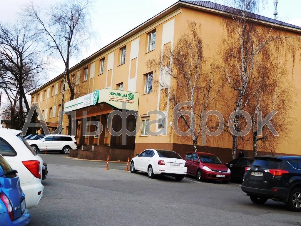 Продам офисное здание Киев, Федорова Ивана ул.