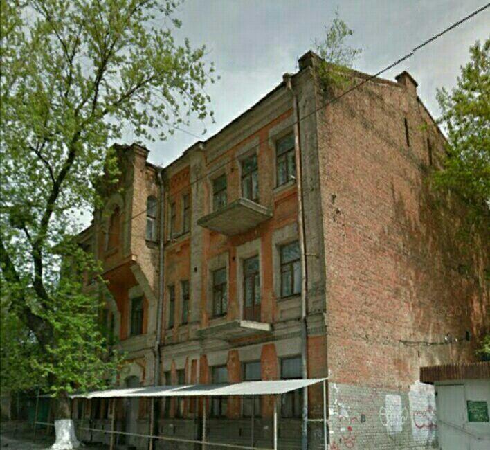 Продам офисное здание Киев, Дмитриевская ул. 4