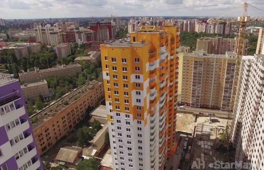 Продам квартиру Киев, Трутенко Онуфрия ул.