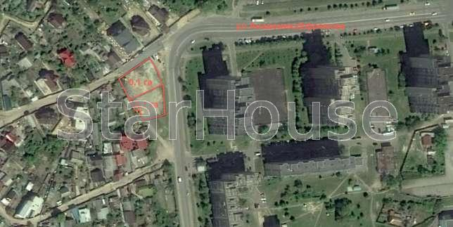 Продам участок под застройку жилой недвижимости Киев, Павленко ул. 2