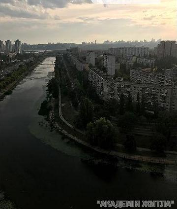 Сдам квартиру Киев, Воссоединения пр-т 5