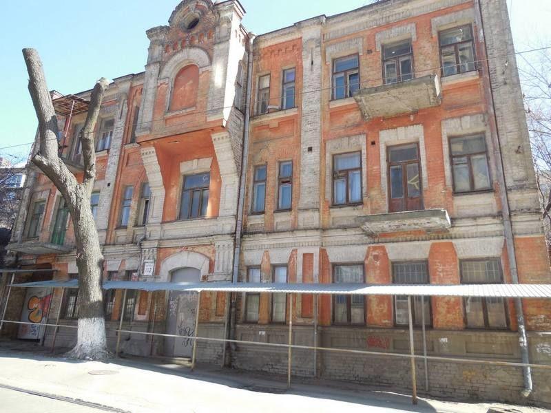 Продам офисное здание Киев, Дмитриевская ул.