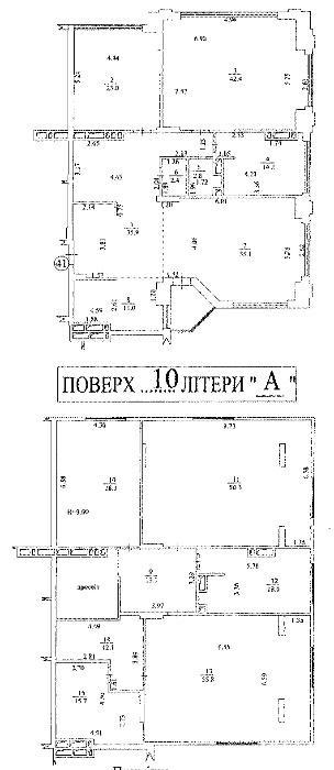 Продам квартиру Киев, Назаровская ул. 2
