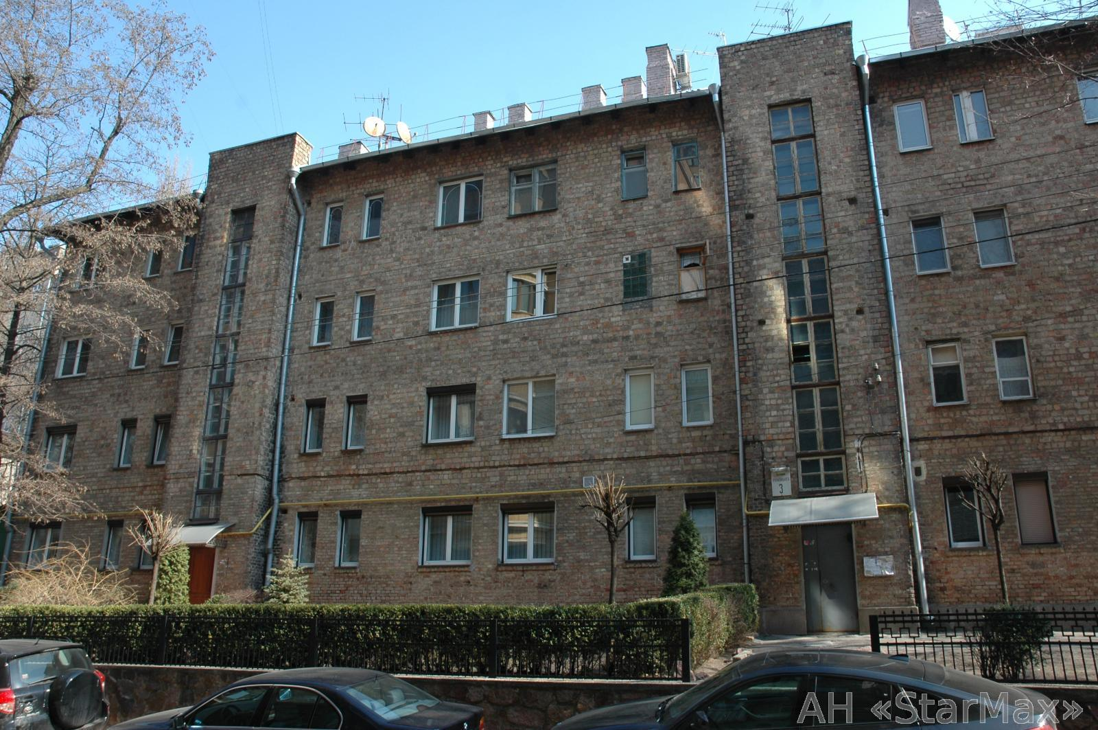 Продам квартиру Киев, Кропивницкого ул. 5