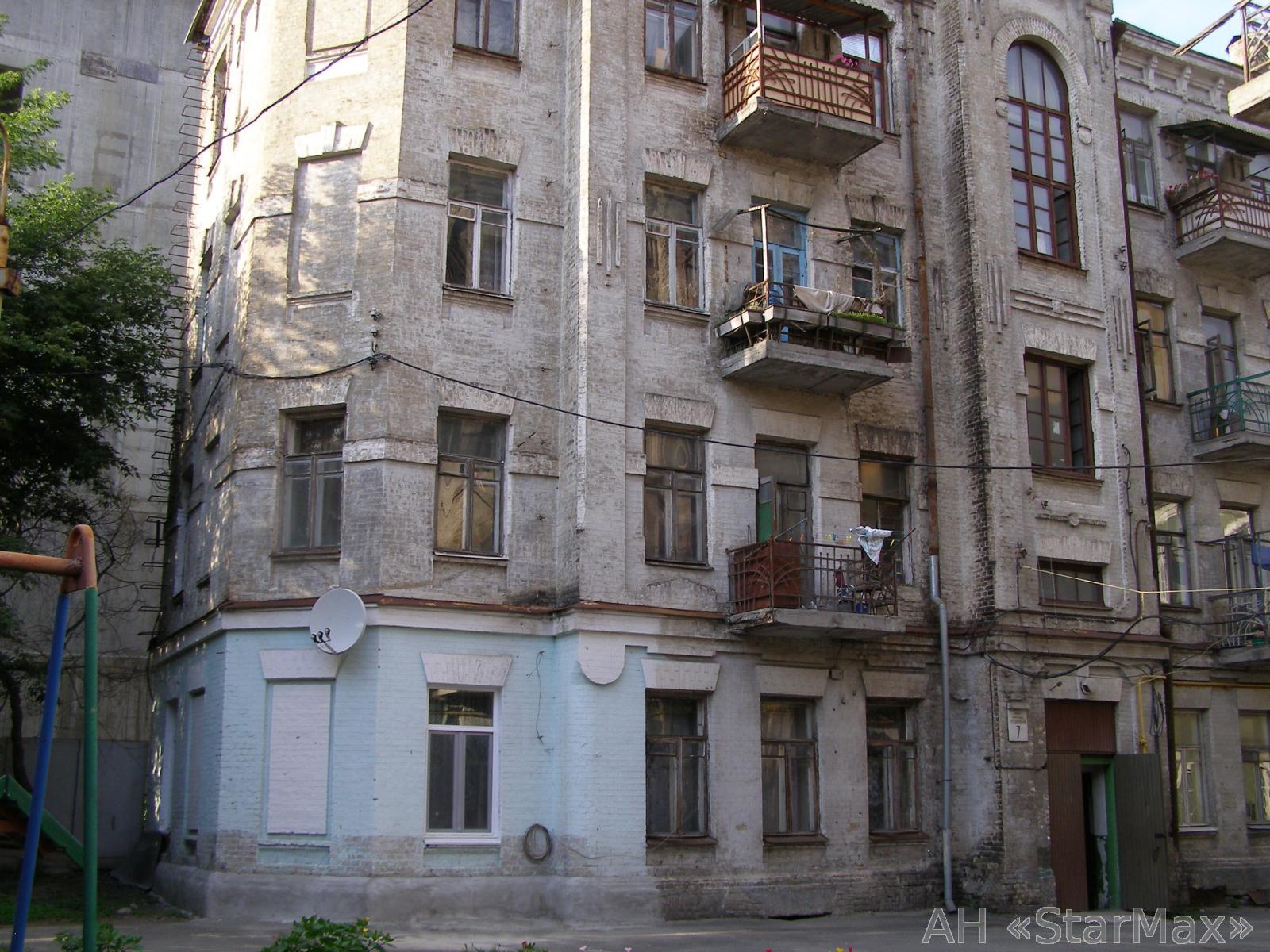 Продам квартиру Киев, Набережно-Крещатицкая ул. 3