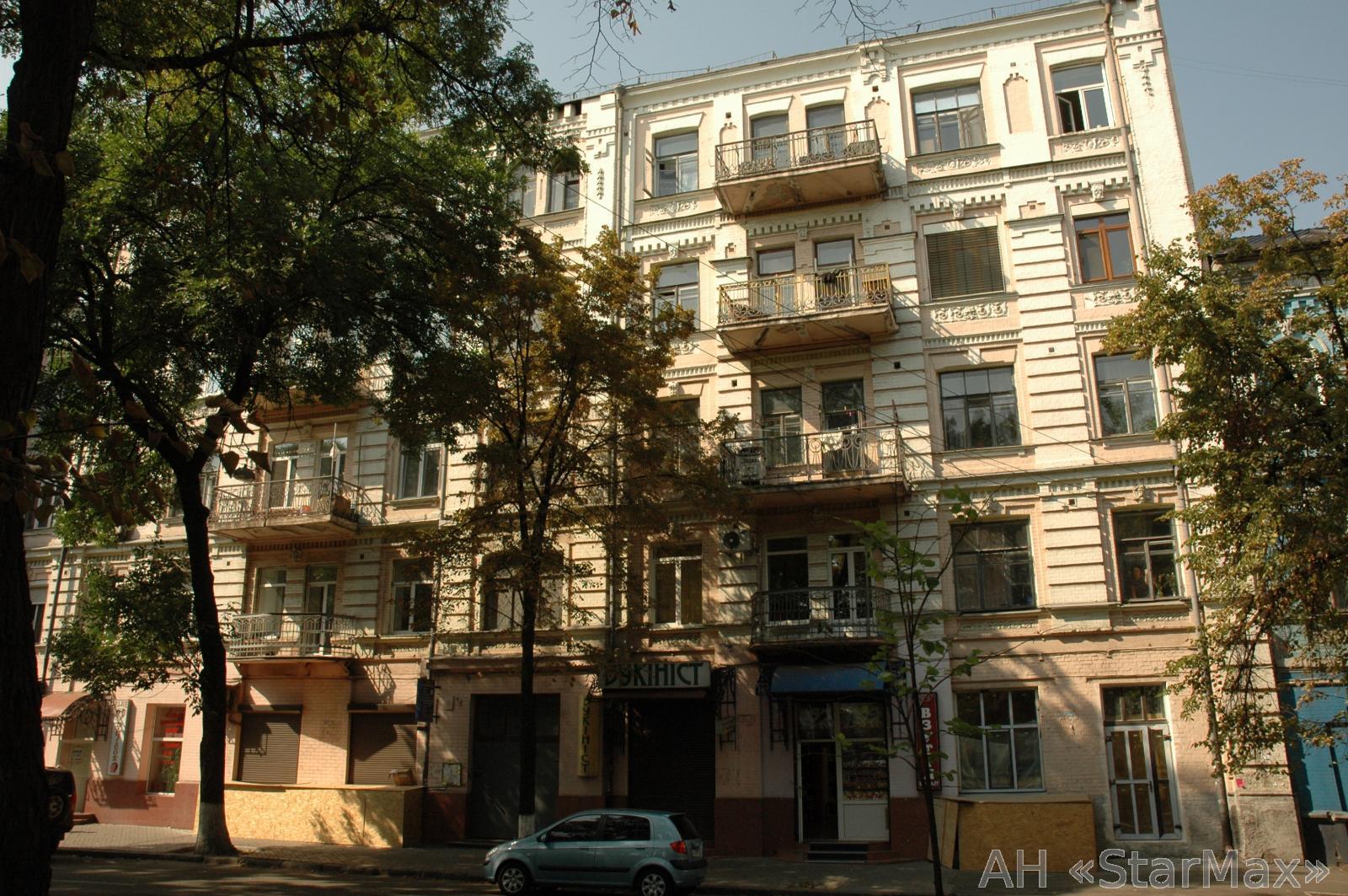 Продам квартиру Киев, Нижний Вал ул. 3