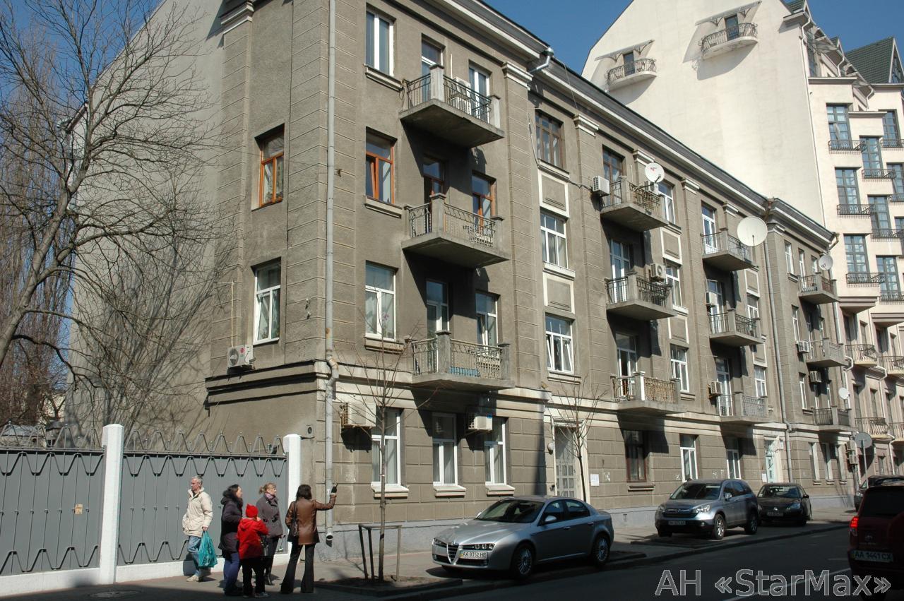Продам квартиру Киев, Шелковичная ул.