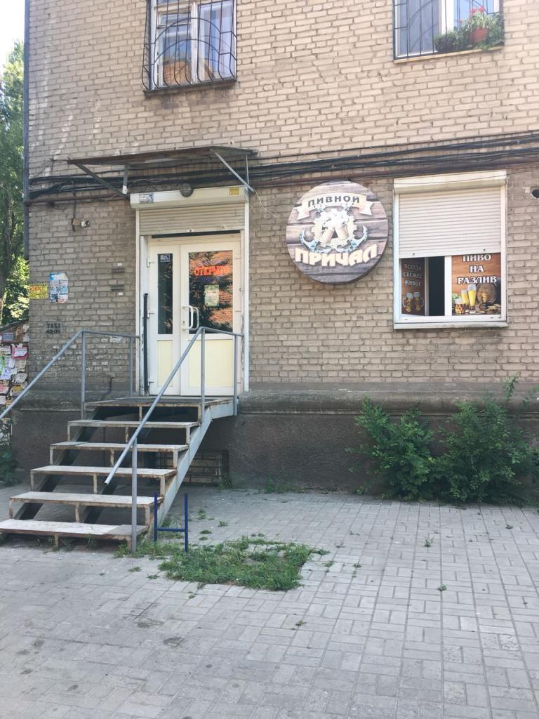 Продам торговое помещение Днепропетровск, Рабочая ул.