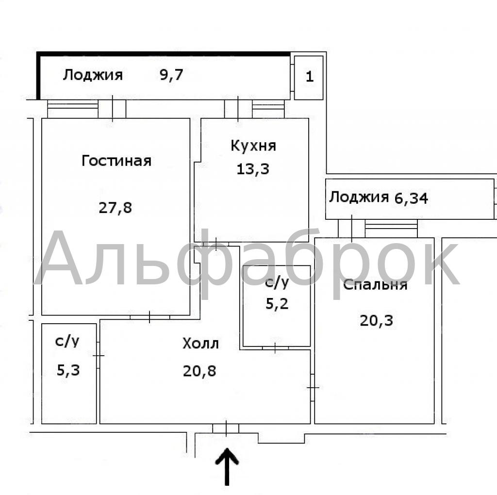 Продам апартаменты Киев, Срибнокильская ул. 3