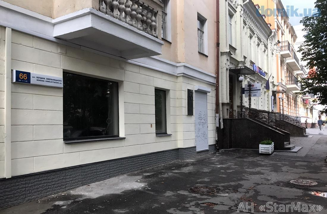 Продам офисное помещение Киев, Хмельницкого Богдана ул. 3