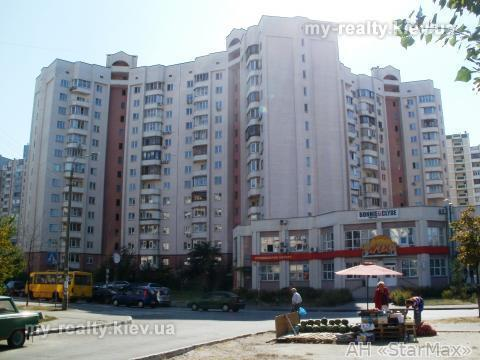 Продам квартиру Киев, Вишняковская ул. 3