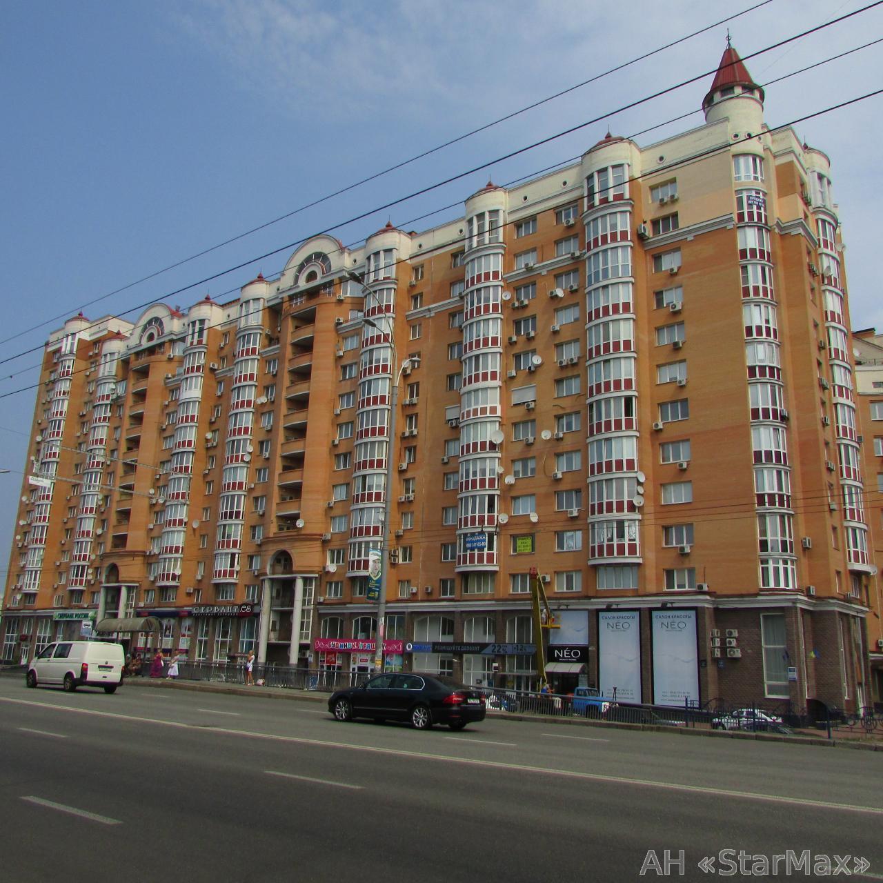 Фото - Продам офис в многоквартирном доме Киев, Героев Сталинграда пр-т