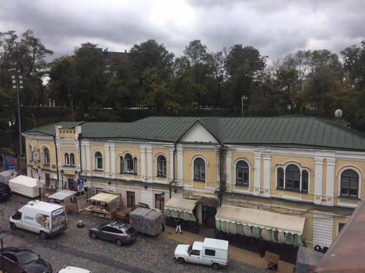 Продам офисное помещение Киев, Андреевский спуск 5