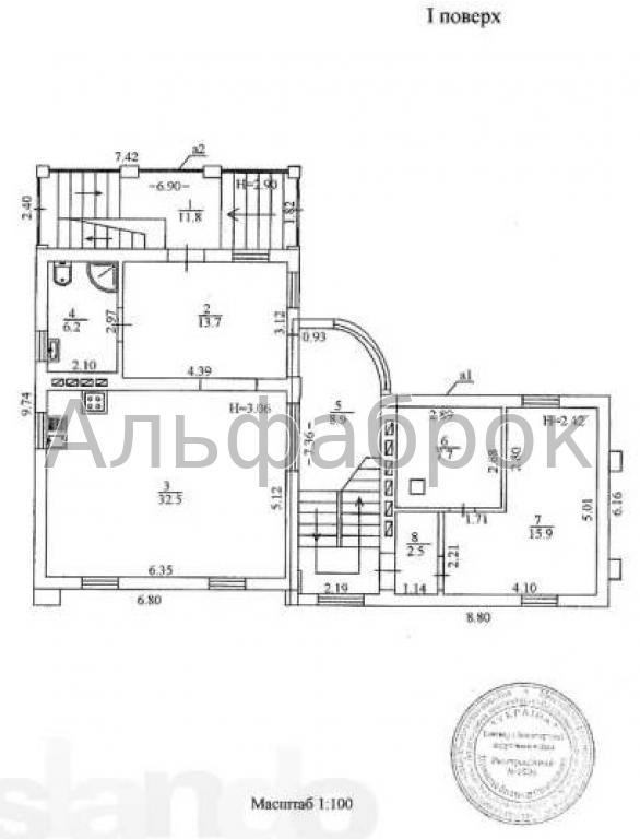 Продам дом Ирпень, Речная ул. 3