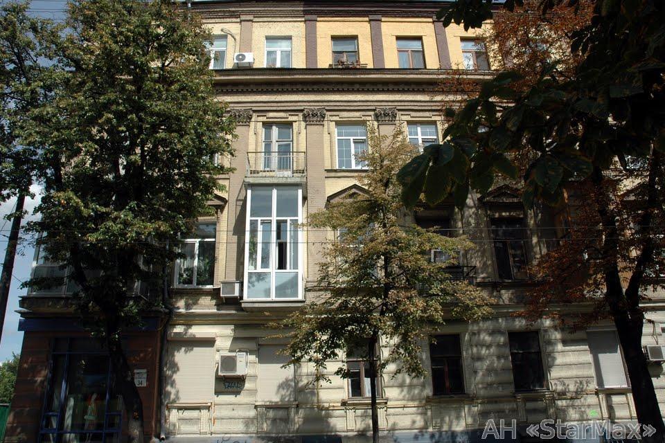 Продам офисное помещение Киев, Большая Житомирская ул. 3