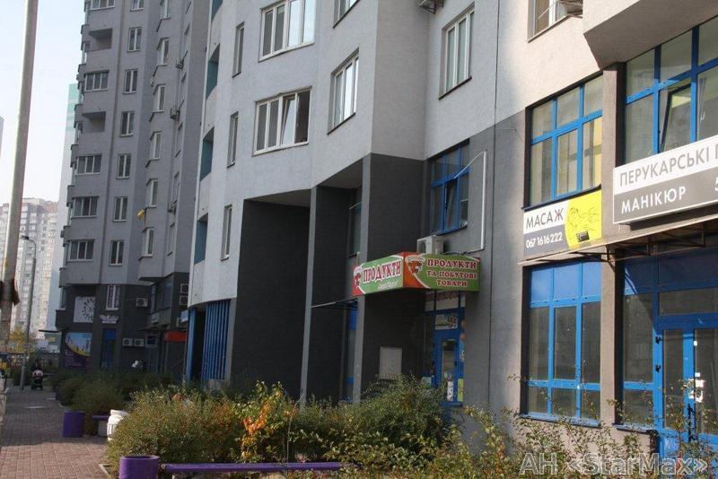 Продам магазин Киев, Гмыри Бориса ул. 3
