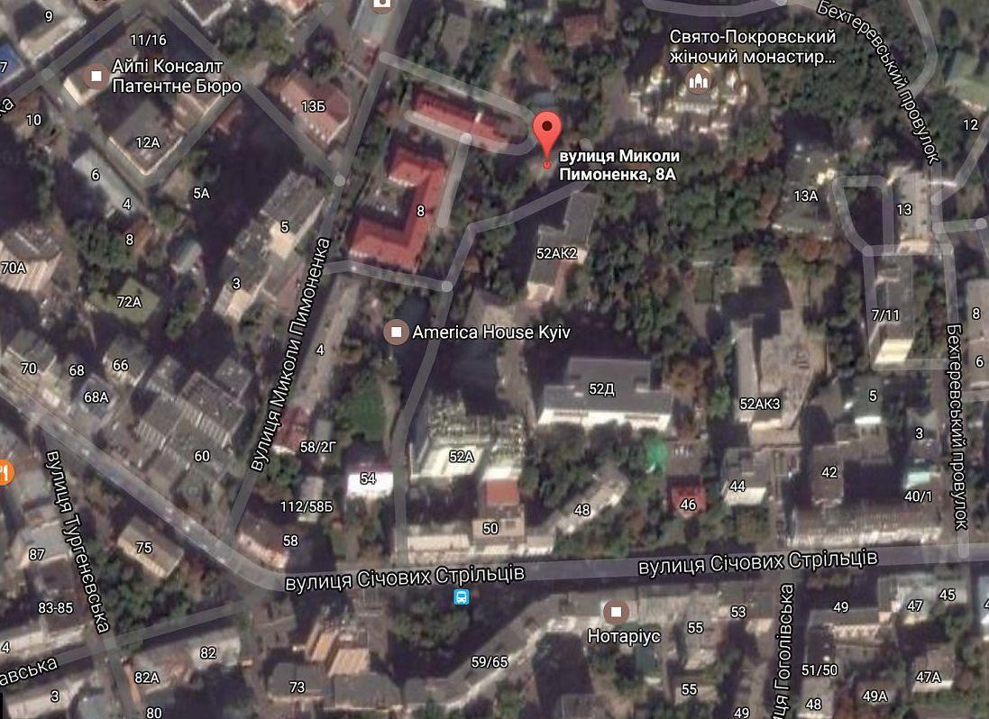 Продам офисное здание Киев, Пимоненко Николая ул. 5