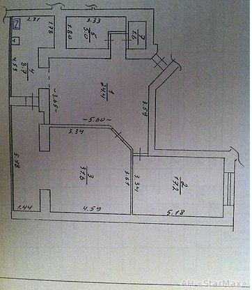 Продам квартиру Бровары, Грушевского Михаила ул. 2