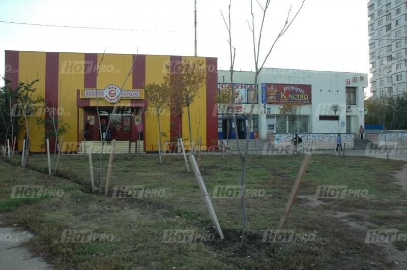 Продам торговое помещение Киев, Полярная ул.