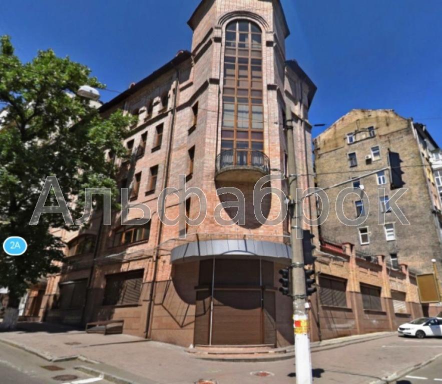 Продам офисное здание Киев, Гончара Олеся ул. 2